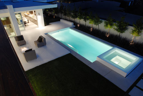 Hollywood Modern With City Views: Powell Residence by Scott Carty in architecture  Category