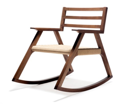 Giacomo Rocker by Michael Yates in home furnishings Category