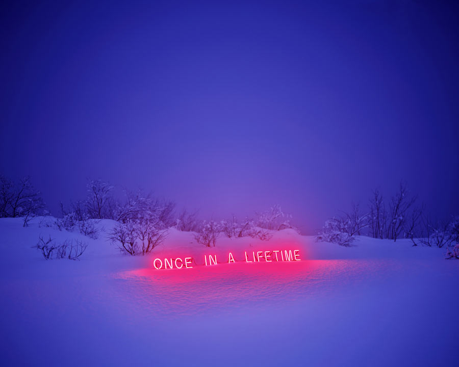 Jung Lee, Once In A Lifetime, 2011