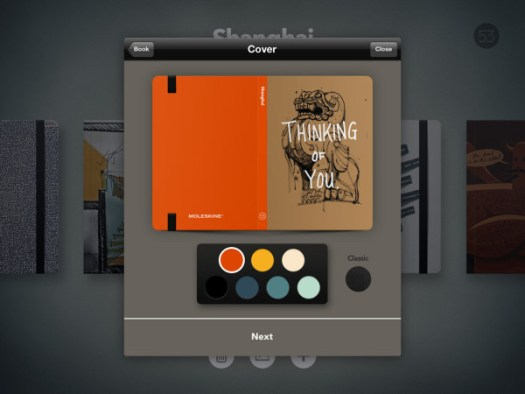 Custom Printed Books You Design From an iPad App in technology style fashion Category