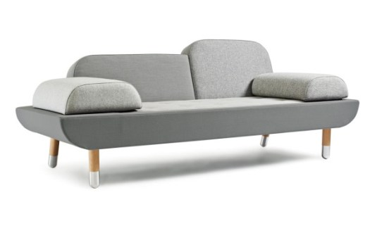 TOWARD Sofa by Anne Boysen for Erik Jørgensen in home furnishings Category