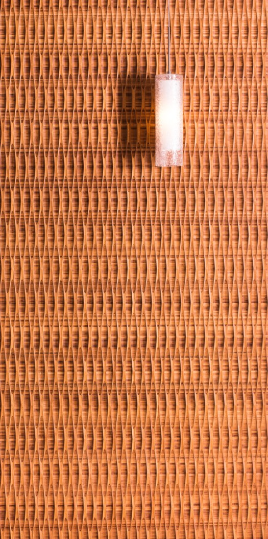 Bamboo Wall Panels That Create a 3D Effect in interior design home furnishings Category