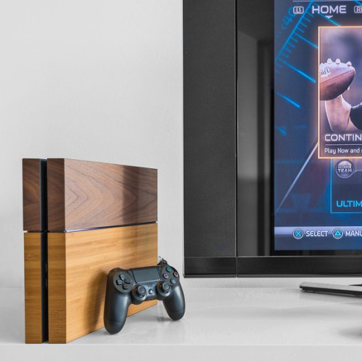 Balolo XBox One and PS 4 Wood Gaming Console Covers in technology Category
