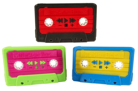MakerBot Rewinds With Re Release of 3D Printed Mixtape in technology Category