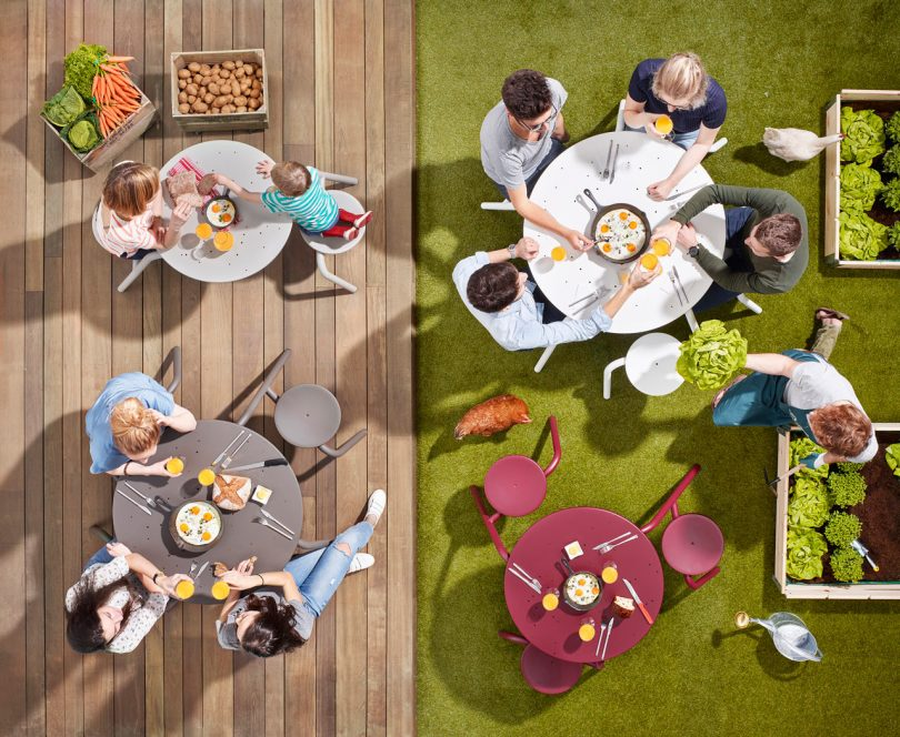 Extremis Takes the Picnic Table to a Whole New Level