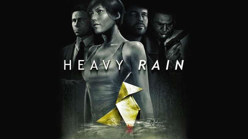 heavy rain ps4 juegos psplus julio 2018