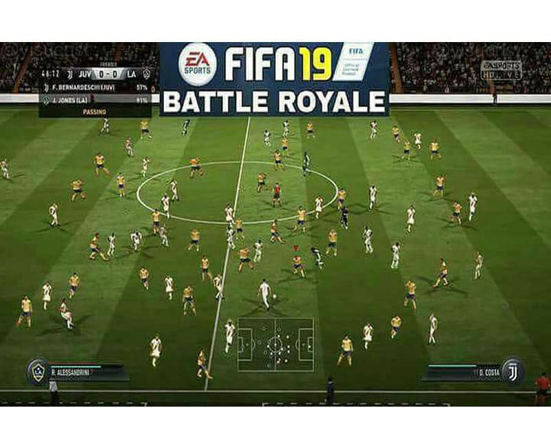 Fifa 19 Battle royale