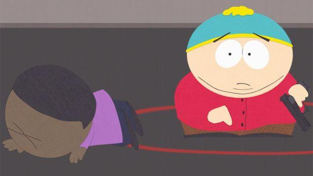 South Park Butt Face – Vscad