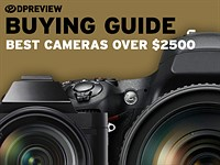 $ 2500 for the best cameras