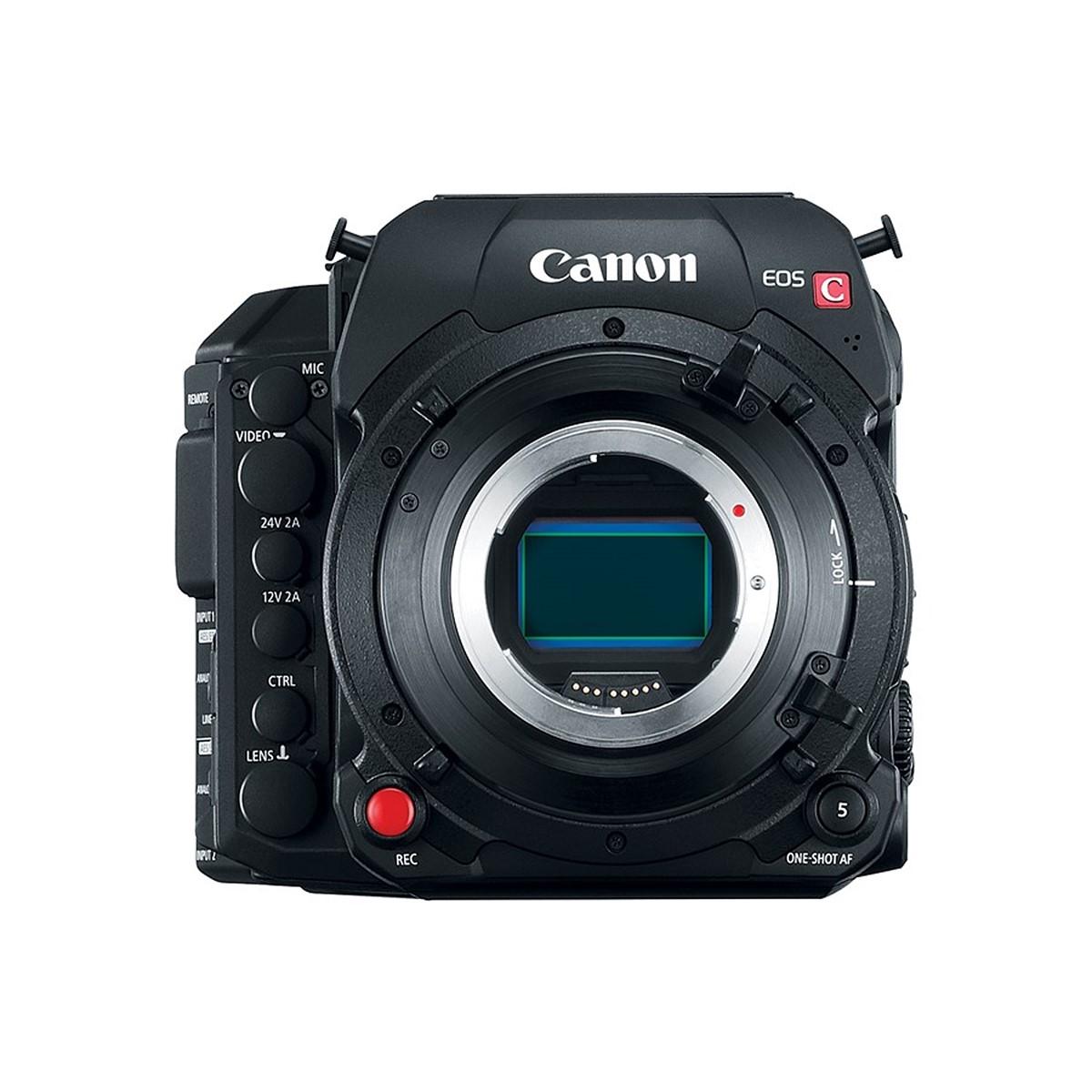 canon announces c700 ff