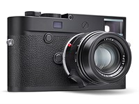 Leica's M10 Monochrom is a discreet black and white rangefinder