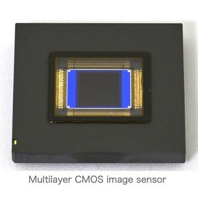 Nikon develops 1″-type square CMOS sensor that can capture HDR video at 1,000 fps