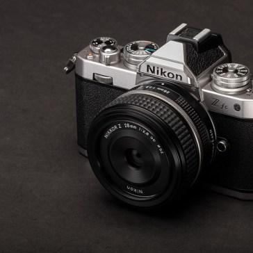 Nikon Z fc Initial Review