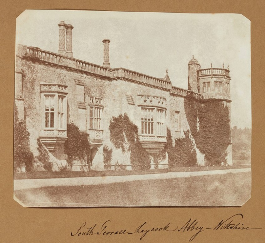 Collection of photographs by William Henry Fox Talbot, among the world's first, sells for nearly $2M
