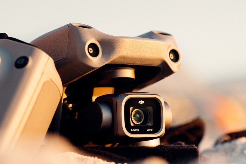 """DJI's new Air 2S has a 1"""" sensor, 5.4K/30p recording, improved optical avoidance and more"""