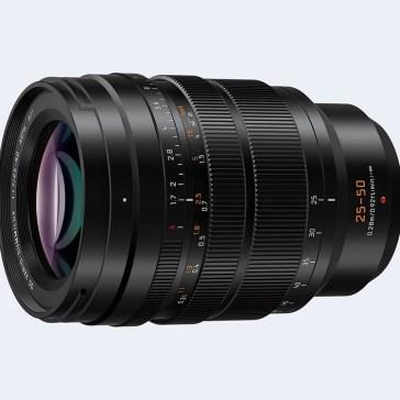 Panasonic launches Leica DG Vario-Summilux 25-50mm F1.7 ASPH