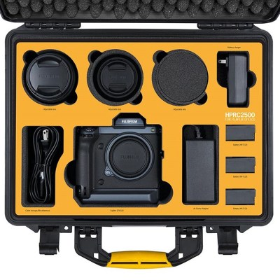 These custom-built hard cases protect camera rigs from Canon, Fujifilm, Nikon, Sony and others