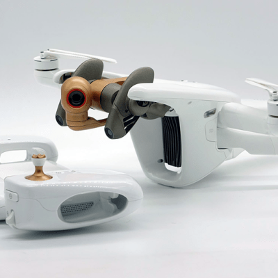 Parrot's new Anafi AI drone features 4G connectivity and an insect-inspired design
