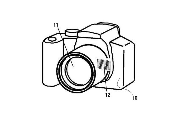 Canon patent shows off EOS M speedbooster-style adapter