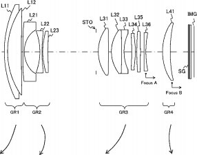 Sony patent hints at RX compact with even greater pocket