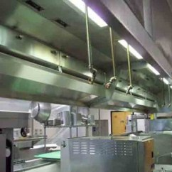 Kitchen Exhaust Fan Commercial Chrome Chairs Equipment Hood Manufacturer