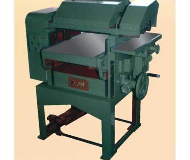 Thickness Planer With Molding Attachment