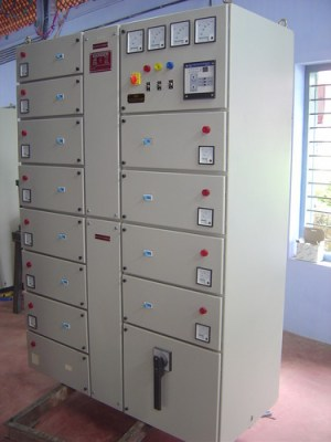 Automatic Power Factor Correction (APFC)  Shah Electrical & Controls, Aurangabad | ID: 3588982491