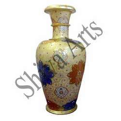 Flower Marble Pot