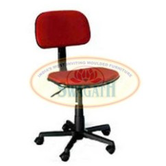 Revolving Chair Without Wheels Desk Pillow Chairs In Kolkata | Suppliers, Dealers & Retailers Of