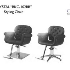 Salon Chairs For Cheap Ladies Office Chair Crystal Japan Styling Wholesale Trader