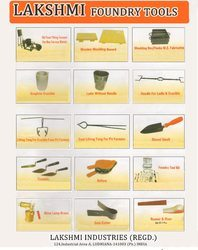Tools Used In Foundry Shop