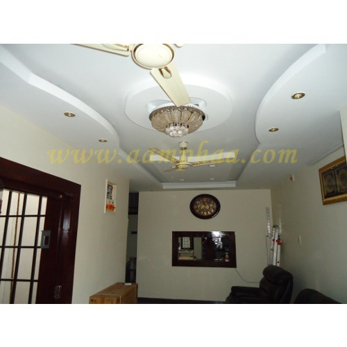 Modern Home False Ceiling Living Room Gypsum Board Designs Manufacturer From Chennai