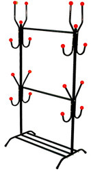 garment stand hangers butterfly