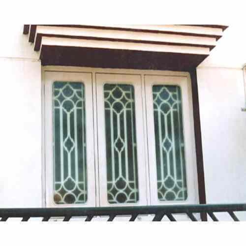 Stainless Steel Window Grills