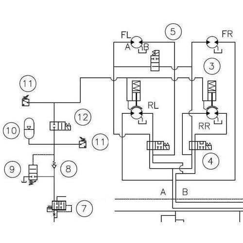 Hydraulic Circuit Design and Consultancy & Services in
