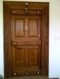 Main Teak Wood Doors