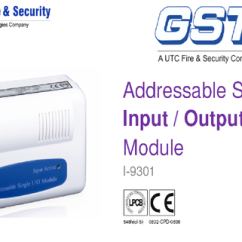 Gst Addressable Smoke Detector Wiring Diagram Single Pole Thermostat Fire System Protection Manufacturer From New Delhi