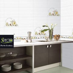 Kitchen Tile Designs Pull Out Faucets White And Ivory Wall Tiles Specto Nobel Morbi