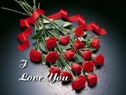 love you flower naina