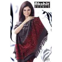 Fancy Shawls And Stoles - Fancy Shawls Exporter from Ludhiana