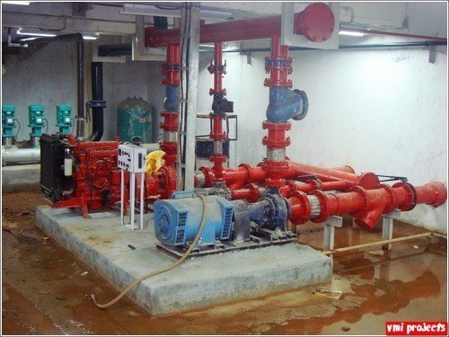 Basic Fire Alarm System Diagram Fire Hydrant Systems Fire Fighting Pumps Wholesaler From