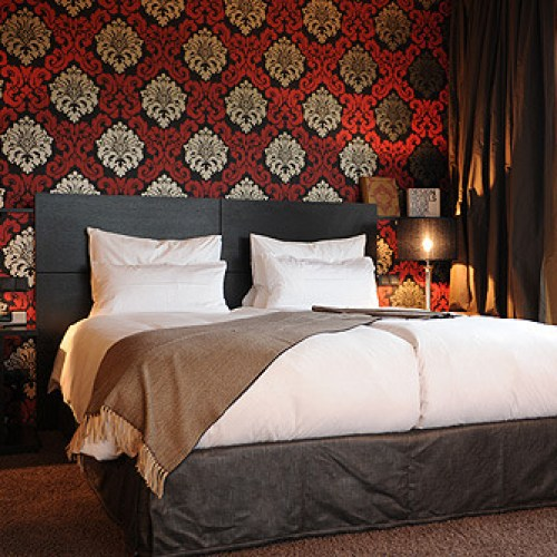 Pvc Vertical Wallpaper For Bedroom Size 57 Sq Ft For Normal Rs 1000 Roll S Id 3424073791