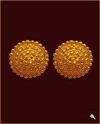 Gold Earrings In Pune Maharashtra