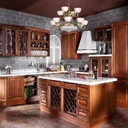 kitchen cabinets wood appliance package wooden smart kitchens gallery private limited