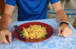 Nelipsitul fried rice