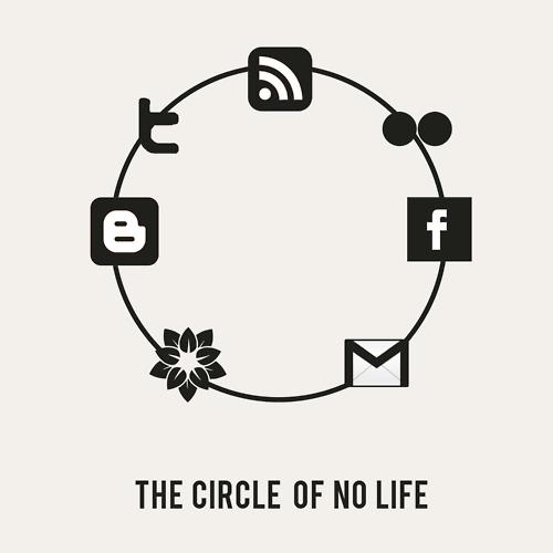 milleiro:davidkaneda:   The Circle of No Life  (via@Zee)
