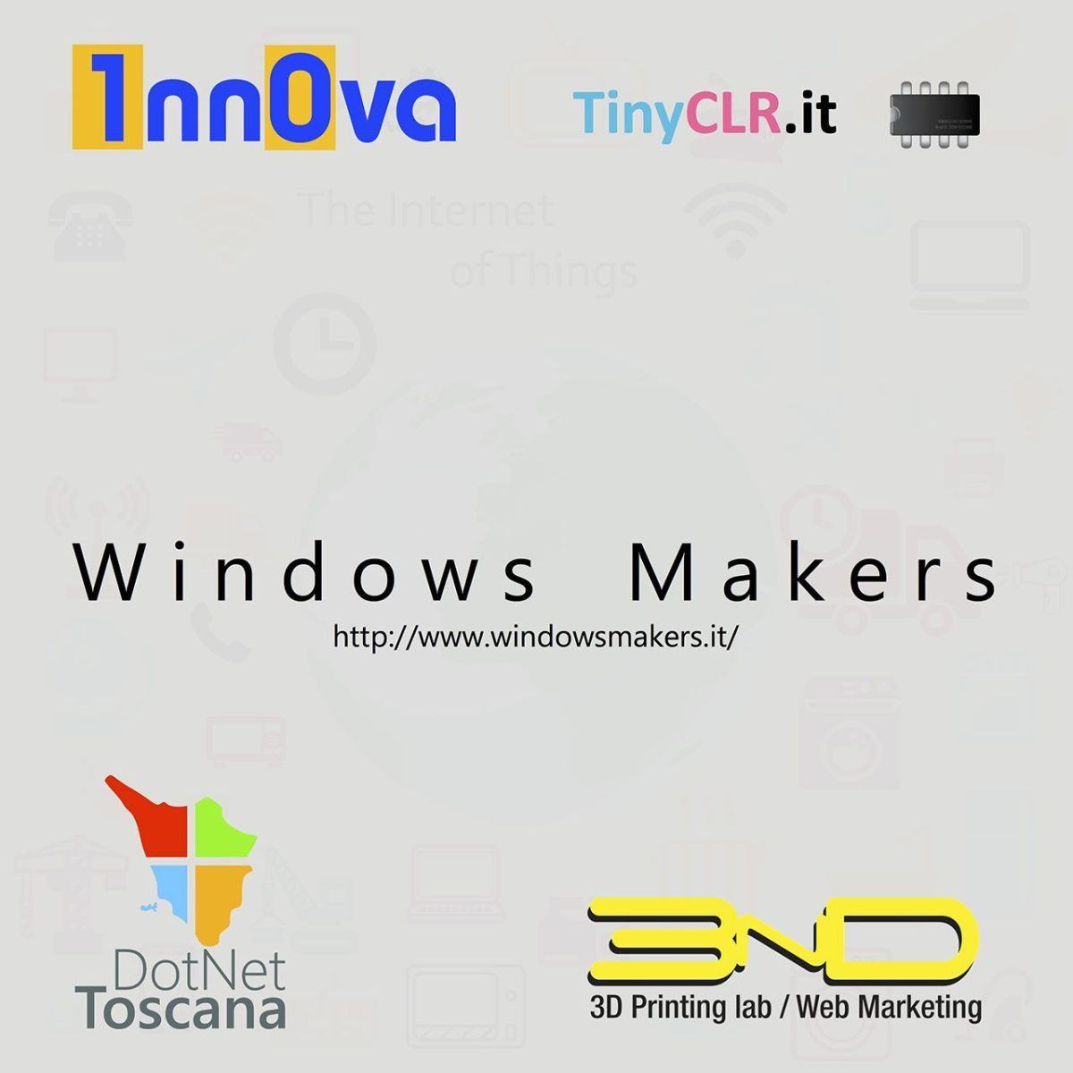 Windows Makers Poster 1200x1200 Windows Makers