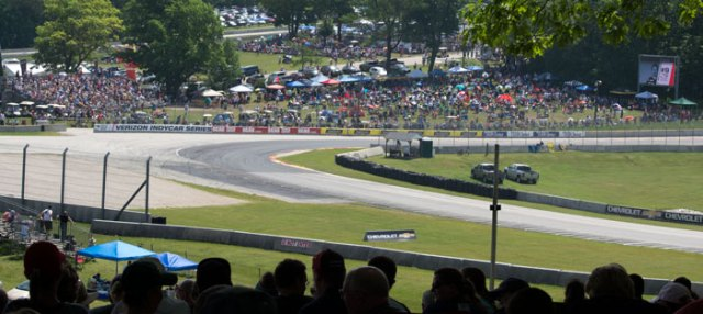 Record crowds at the KOHLER Grand Prix at Road America helped fuel an extremely successful return to Elkart Lake