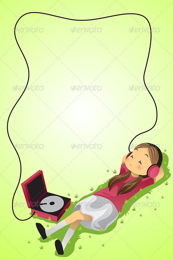 Emoji Listening To Music  Tinkytylerorg  Stock Photos