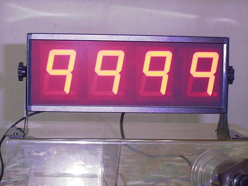 LED計數器,計時器,轉速錶,電壓錶,電流錶,流量錶,生產管理看板,大型顯示器‧--最新消息-結合企業社-自動門,pvc ...
